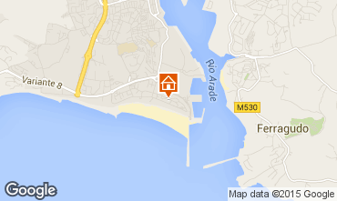 Mapa Praia da Rocha Apartamentos 77897