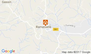 Mapa Ramatuelle Mobil Home 107839