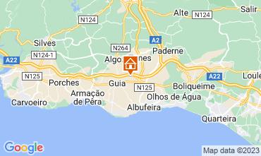 Mapa Albufeira Vivenda 118399