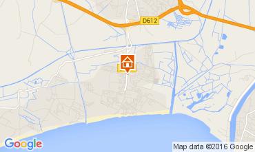 Mapa Vias Praia Mobil Home 82032