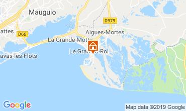 Mapa Le Grau du Roi Estúdio 93396