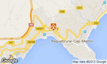 Mapa Roquebrune Cap Martin Apartamentos 51355