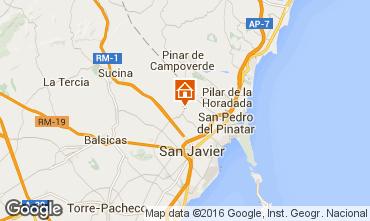 Mapa Cartagena Apartamentos 102854