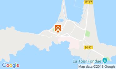 Mapa Hyères Apartamentos 116393