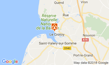 Mapa Le Crotoy Apartamentos 114336