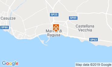 Mapa Marina di Ragusa Apartamentos 118163