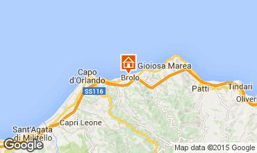 Mapa Brolo Apartamentos 87713
