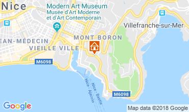 Mapa Nice Vivenda 117272