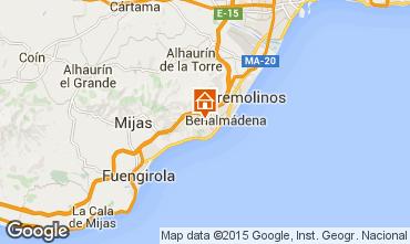 Mapa  Benalm�dena Apartamentos 78299