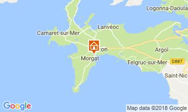 Mapa Morgat Casa 115636
