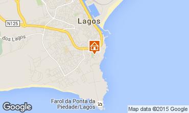 Mapa Lagos Apartamentos 47358