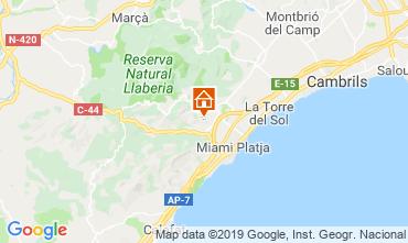 Mapa Miami Playa Vivenda 118948
