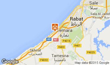 Mapa Rabat Apartamentos 77268