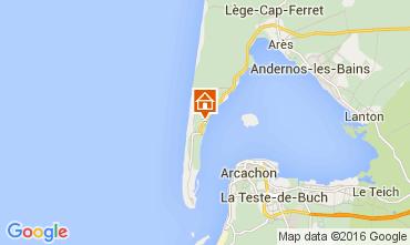 Mapa Cap Ferret Vivenda 68339
