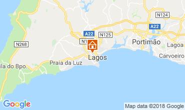 Mapa Lagos Apartamentos 116150