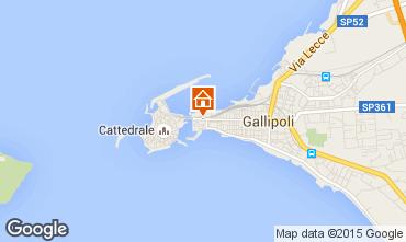 Mapa Gallipoli Estúdio 86067