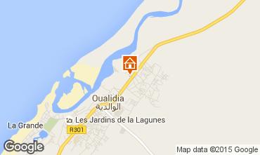 Mapa Oualidia Apartamentos 73229