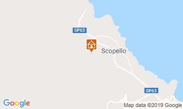 Mapa Scopello Vivenda 80627