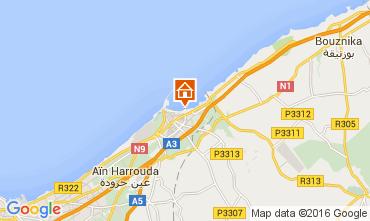 Mapa Mohammedia Apartamentos 89841