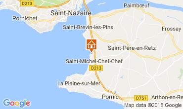 Mapa Saint Michel Chef Chef Casa 113005
