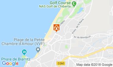 Mapa Biarritz Apartamentos 82742