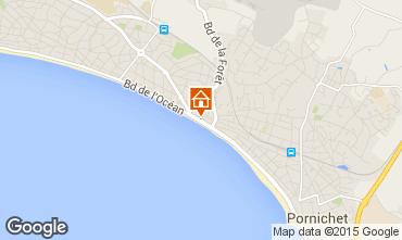 Mapa La Baule Apartamentos 85111