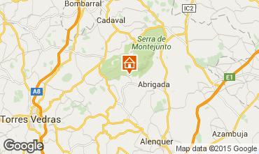 Mapa Torres Vedras Casa 60356