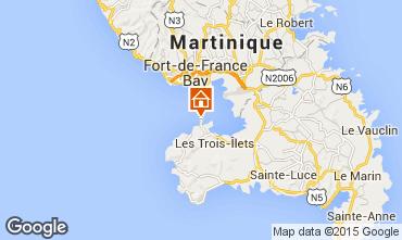 Mapa Trois Ilets Apartamentos 96101