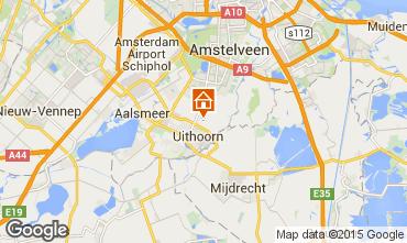 Mapa Amsterdam Casa 67633