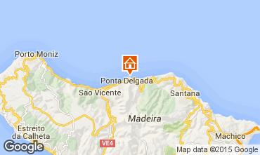 Mapa S�o Vicente Casa de turismo rural/Casa de campo 59467