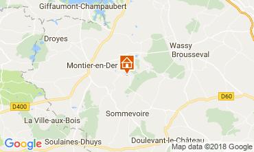 Mapa  Casa de turismo rural/Casa de campo 115088