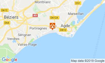 Mapa Vias Praia Vivenda 91911
