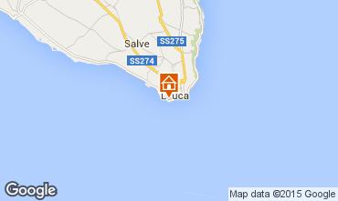 Mapa Santa Maria di Leuca Apartamentos 77754