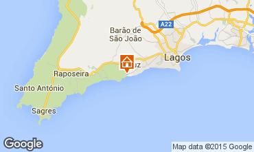 Mapa Lagos Apartamentos 62372