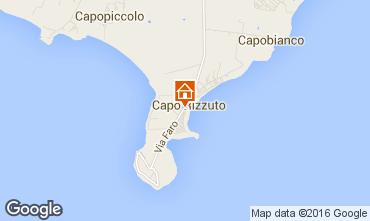 Mapa Isola di Capo Rizzuto Apartamentos 102410