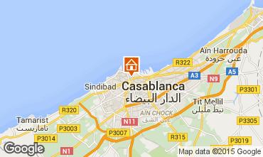 Mapa Casablanca Apartamentos 83261