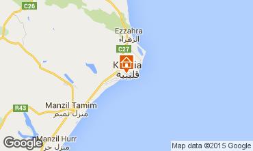 Mapa Kelibia Casa 72911