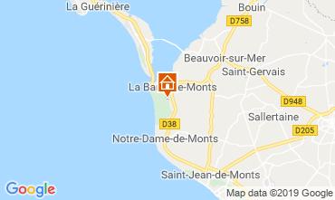 Mapa Barbâtre Casa 116298