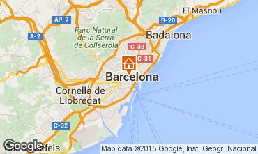 Mapa Barcelona Est�dio 92235