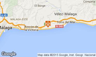 Mapa V�lez M�laga Vivenda 59335
