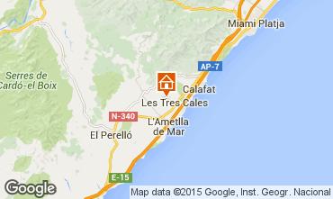 Mapa Tarragona Vivenda 98934