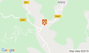 Mapa Ajaccio Vivenda 102159