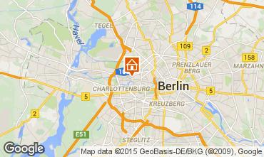 Mapa Berlim Apartamentos 67337
