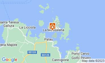 Mapa La Maddalena Apartamentos 63454