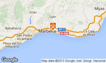 Mapa Marbelha Vivenda 64346