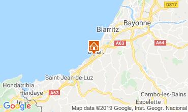 Mapa Biarritz Casa 6366