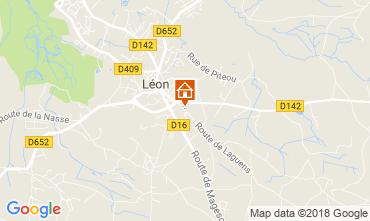 Mapa Léon Casa 115162