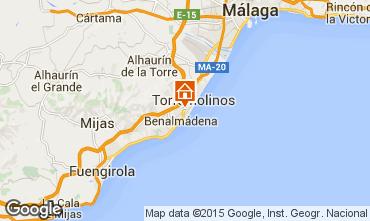 Mapa Torremolinos Est�dio 98004