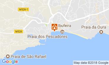 Mapa Albufeira Vivenda 114694