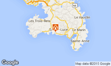 Mapa Sainte Luce Estúdio 69054